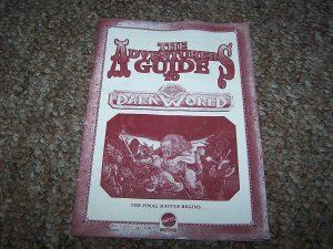 Dark World Adventurers Guide